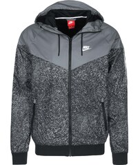 Nike Wr Aop Stat Lqfy Windbreaker grey/black