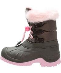 STUPS Snowboot / Winterstiefel brown/rosa