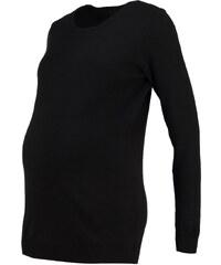 Zalando Essentials Maternity Strickpullover black