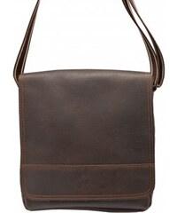 Grei Pánská kožená taška přes rameno 434/H