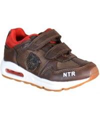 Naturino Chaussures enfant Chaussures de Sport pour Garço Marron Sport 212