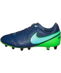 Nike Performance TIEMPO LEGEND VI AGPRO Chaussures de foot à crampons coastel blue/polarized blue/rage green