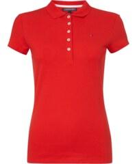 Tommy Hilfiger Slim Fit Poloshirt aus Baumwoll-Piqué
