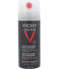 Vichy Homme Triple Diffusion Anti-perspirant Spray 150ml Antiperspirant M Proti pocení