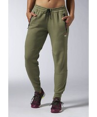 Reebok Pantalon de survêtement canopy green