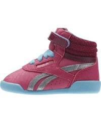 Reebok Classic Baskets montantes rose rage/crisp blue/rebel berry