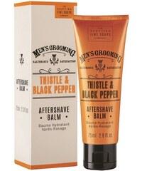 Scottish fine soaps Balzám po holení Thistle & Black pepper 75 ml