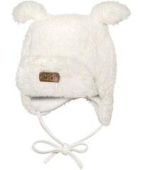Broel Dívčí čepice Kombo - bílá