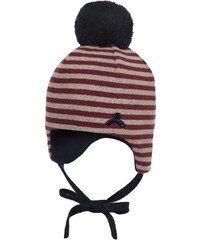 Broel Dětská proužkovaná čepice Denmark - barevná