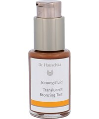 Dr. Hauschka Translucent Bronzing Tint 30ml Samoopalovací přípravek W Pro přirozeně opálený vzhled