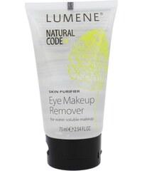 Lumene Natural Code Skin Purifier Eye Makeup Remover 75ml Odličovací přípravek W Pro šetrné odlíčení očí