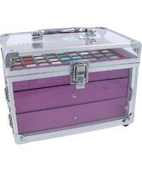 Makeup Trading Beauty Case II dárková sada W - Complete Makeup Palette Kazeta dekorativní kosmetiky