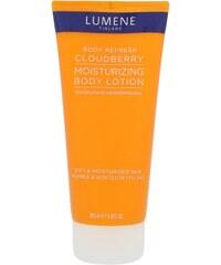 Lumene Body Refresh Cloudberry Moisturizing Body Lotion 200ml Tělové mléko W Pro hydrataci pokožky