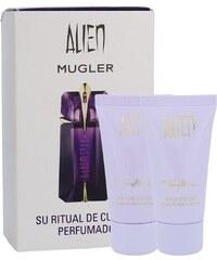 Thierry Mugler Alien dárková sada W - tělové mléko 30 ml + sprchový gel 30 ml