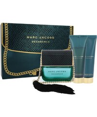 Marc Jacobs Decadence EDP dárková sada W - parfémovaná voda 100ml + tělové mléko 75ml + sprchový gel 75ml