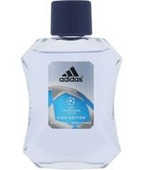 Adidas UEFA Champions League Star Edition 100ml Voda po holení M poškozená krabička