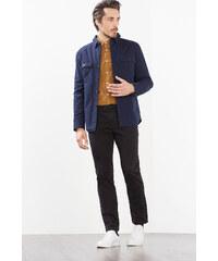 Esprit Kalhoty chino a robustní bavlněný streč