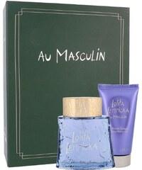 Lolita Lempicka Au Masculine EDT dárková sada M - toaletní voda 100 ml + sprchový gel 75 ml