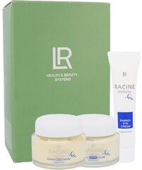 LR Racine Special Care + Q10 Kit dárková sada W - denní krém 50 ml + noční krém 50 ml + oční krém 15 ml Proti stárnutí pleti