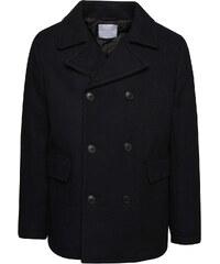 Tmavě modrý kabát Selected Homme New Mercer