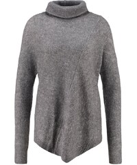 TOM TAILOR Strickpullover smoked pearl grey