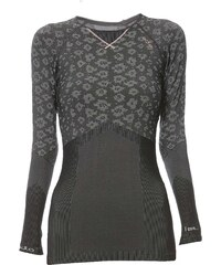 Odlo Evolution Warm Blackcomb - T-Shirt - dunkelgrau