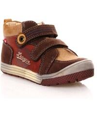 NA Abes - High Sneakers - braun