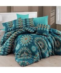 Nazenin Parure de lit - turquoise