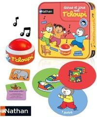 Diset Chaises musicales Tchoupi - Jeu de société - multicolore