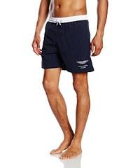 HACKETT LONDON Herren Badeshorts Amr Side Stripe Shorts