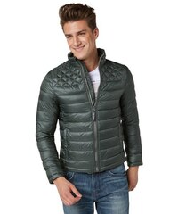 Tom Tailor Jacke quilted jacket grün XL,XXL