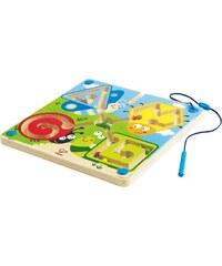 Hape Magnetspiel aus Holz, »Kleine Tierwelt«