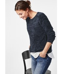 Street One Pullover aus Chenille Nia