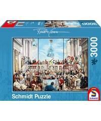 Schmidt Spiele Puzzle mit 3000 Teilen, »So vergeht der Ruhm der Welt«