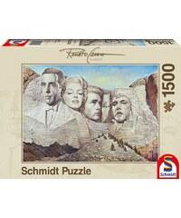 Schmidt Spiele Puzzle mit 1500 Teilen, »Mount Hollywood«