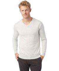 TOM TAILOR Pullover »basic v-neck sweater«