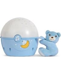 Chicco® 2in1 Projektor mit Soundfunktion, »First Dreams Next 2 Stars Nachtlicht, Hellblau«