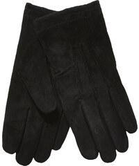 Baťa Pánské rukavice z broušené kůže