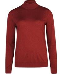 WE Fashion Strickpullover vintage red