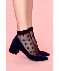 Ponožky Fiore Guess 20 den, UNI černá