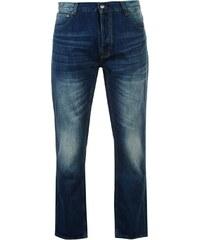 Firetrap Rom Mens Jeans, reg mid wash