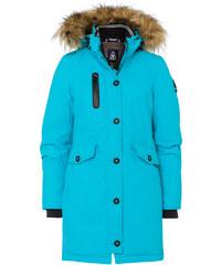 Gaastra Wintermantel Dovetail Tech blau Damen
