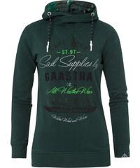 Gaastra Hoodie Staysail vert Femmes