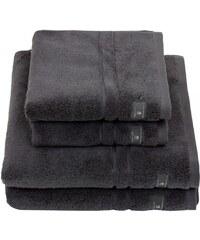 GANT Serviette De Bain De Qualité Supérieure En Tissu éponge - Antracit