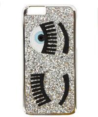 Chiara Ferragni iPhone Cover für die Modelle 6 & 6s in Silber