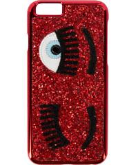 Chiara Ferragni iPhone Cover für die Modelle 6 & 6s in Rot