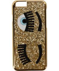 Chiara Ferragni iPhone Cover für die Modelle 6 & 6s in Gold