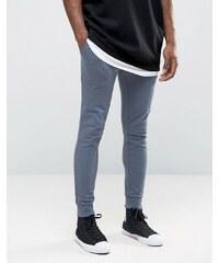 ASOS - Pantalon de jogging super skinny - Bleu - Bleu