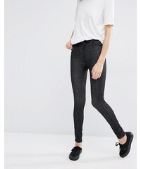 Dr Denim - Eco - Jean skinny taille haute - Bleu