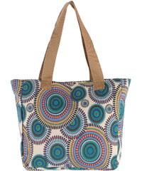Dámská barevná taška